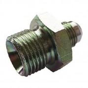 Male x Male BSPP x JIC Hydraulic Adaptor