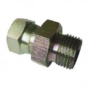 Male x Swivel F BSPP x BSPP Hydraulic Adaptor