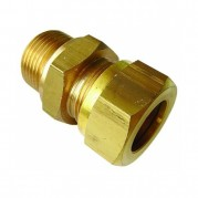 Male Stud Coupling BSPT