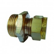 Male Stud Coupling BSPP