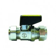 Mini Ball Valve - Compression