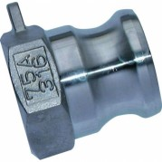Female Plug - Stainless Steel C&G