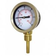 100mm HVAC Pressure Gauge