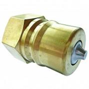 ISO-B Brass Plug