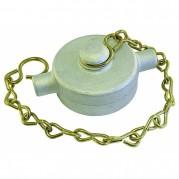 Alloy Cap & Chain