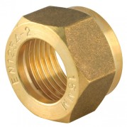 Brass Compression Nuts (2 Pack)
