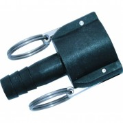 Hose Tail Lever - Polypropylene Cam & Groove