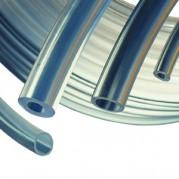 Light Duty, Clear Un-Reinforced PVC Hose - 30 Metre Coil