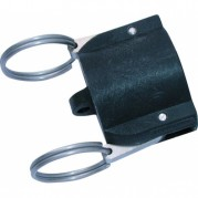 Lever Stop - Polypropylene Cam & Groove