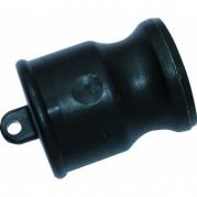Dust Plug - Polypropylene Cam & Groove