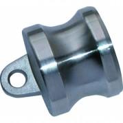 Dust Plug - Stainless Steel C&G