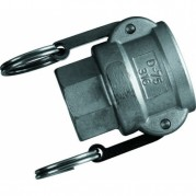 Female Lever Coupling - Stainless Steel C&G