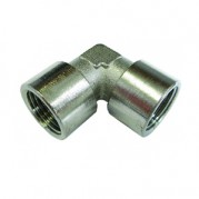 BSPP Female Equal Elbow - Nickel Plated