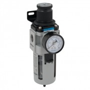 Filter / Regulator - Professional Range Mark 2 - Semi Auto Drain