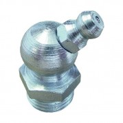 Grease Nipple 45° Angle - Steel