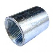 BSPP Weldable Socket - Galvanised