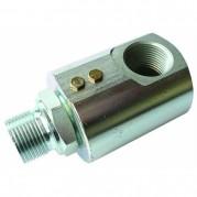 90° Hydraulic Swivel Joints BSPP