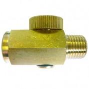 In-line Brass Flow Regulator