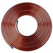Metric Copper Tubing - 30 Metre Coil