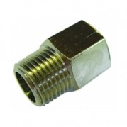 M/F Equal Connector - Nickel Plated