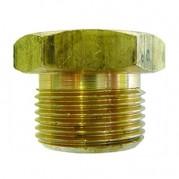 BSPP Hexagonal Plug - Solid