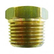BSPT Hexagonal Plug - Solid