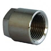 Female Plug - Nickel Plated