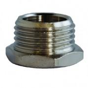 BSPP Male Plug - Nickel Plated