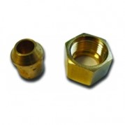 Soldering Nut and Nipple