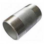 BSPT Barrel Nipple - 316 Stainless Steel