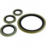 Bonded Seal - Metric - Stainless Steel - Nitrile