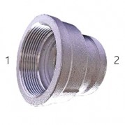 BSPP Reducer - 316 Stainless Steel