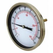 100mm HVAC Temperature Gauge