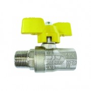 Gas - T Handle Ball Valve