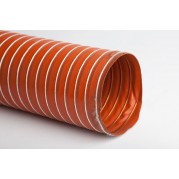 VULCAN Heat Resistant Silicone Ducting
