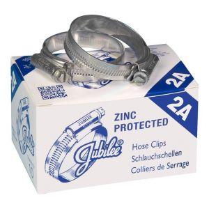 Jubilee Hose Clip, Box of 10 (Mild Steel)