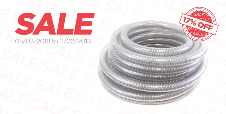 See our great offers on General Purpose PVC Suction & Delivery Hose.